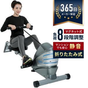 ローイングマシン  ダイコー ボート漕ぎマシン DK-7107A 家庭用 マグネット式負荷調整 静音 美脚 ダイエット 全身運動|kenko-training