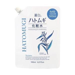 【あわせ買い2999円以上で送料無料】麗白 ハトムギ化粧水 つめかえ用 500ml