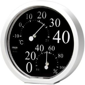 【あわせ買い2999円以上で送料無料】クレセル 温湿度計 CR-171K|kenkoo-life