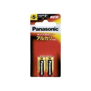 【あわせ買い2999円以上で送料無料】パナソニック アルカリ乾電池 単5形 2本パック LR1XJ/2B|kenkoo-life