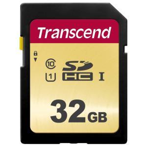【即配】(KT) トランセンド SDHCメモリカード 32GB : TS32GSDC500S UHS...