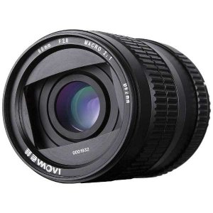 【取寄】 LAOWA ラオワ 交換レンズ  V-DX 60mm F2.8 MACRO 2:1 ニコン...