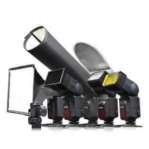 (受注生産)  Godox(ゴドックス) スピードライト用 アクセサリーキット SA-K6※受注生産...