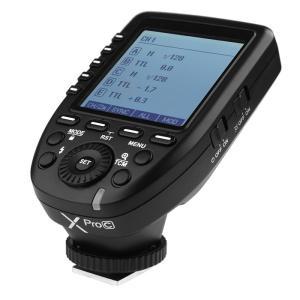 (受注生産) Godox (ゴドックス) X Pro C TTL対応フラッシュトリガー キヤノン用