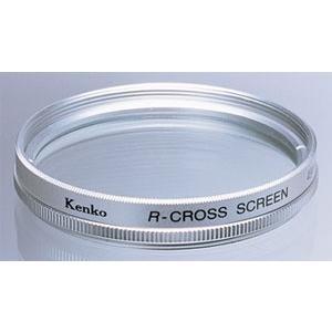 即配  デジタルビデオカメラ用 フィルター R-クロススクリーン 27mm ケンコートキナー KENKO TOKINA ネコポス便|kenkotokina