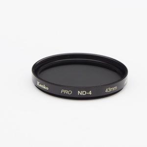 即配 デジタルビデオカメラ用 フィルター PRO ND4 43mm ケンコートキナー KENKO TOKINA ネコポス便|kenkotokina