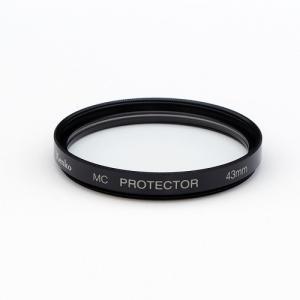 即配  デジタルビデオカメラ用 フィルター MCプロテクター 43mm ケンコートキナー KENKO TOKINA ネコポス便|kenkotokina