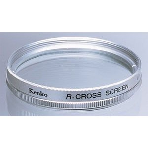 即配  デジタルビデオカメラ用 フィルター R-クロススクリーン 30mm ケンコートキナー KENKO TOKINA ネコポス便|kenkotokina