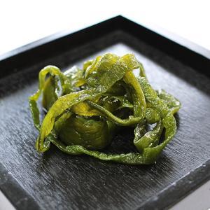 ケンコウかいそうjpの【茎わかめ 九州天草産】肉厚な食感でサラダ、酢の物に最適です!|kenkou-kaisou