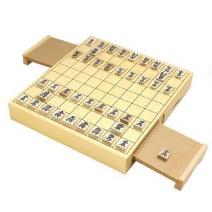 名人PREMIUM 将棋セット 1個 送料無料 少しコンパクトな将棋セット|kenkou-master
