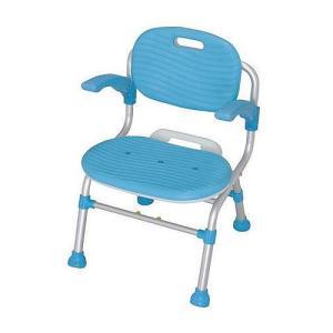 シャワーチェア 1個 送料無料 ゆったり座れる幅広座面とやわらかなソフトパットき 介護保険購入対象品|kenkou-master
