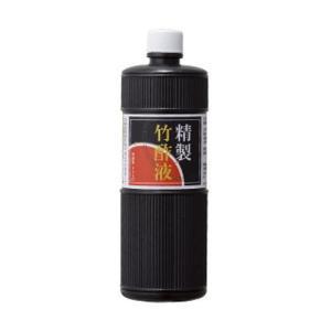 精製竹酢液 原液 400ml ф 敏感肌用スキンケア 高純度竹酢液 フェノール類 豊富 竹炭の里 kenkou-master
