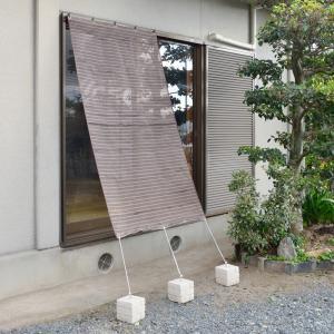 【在庫処分】遮光 遮熱 UVカット 遮熱タープ 90cm幅 テクノエイム 国産 正規品 送料無料|kenkou-otetsudai