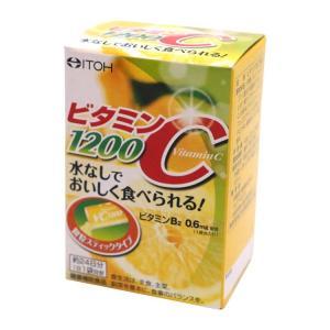 ビタミンC サプリメント ビタミンC1200 伊藤漢方製薬 2g×24包|kenkou-otetsudai