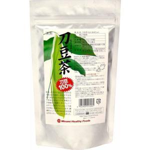 なた豆茶 なたまめ茶 刀豆茶 なたまめちゃ 健康茶 豆茶 ティーパック 30袋 ミナミヘルシーフーズ|kenkou-otetsudai