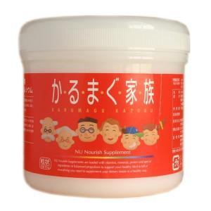 カルシウム マグネシウム サプリメント 栄養補助 健康維持 かるまぐ家族 粒 1800粒 180g ニューサイエンス|kenkou-otetsudai