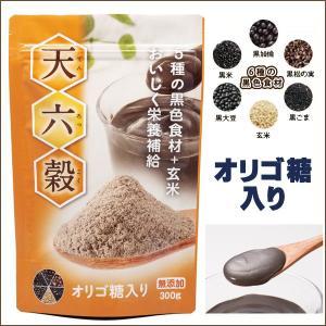 天六穀 オリゴ糖入り 300g バランス栄養 栄養調整食品|kenkou-otetsudai