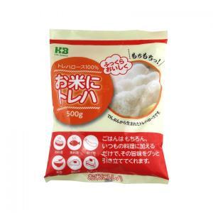 お米にトレハ 500g ごはんふっくら H+Bライフサイエンス|kenkou-senka