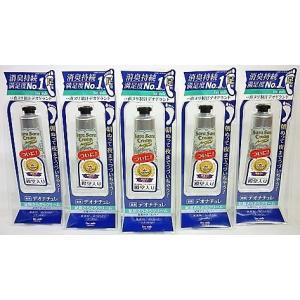 ■製品特長 ●足特有のニオイとムレを考え開発された、クリームタイプの足用「直(ジカ)ヌリ」防臭制汗剤...