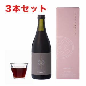 艶壽北斎PLUS 酵素ドリンク 720ml 3本セット...