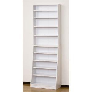 SOHO 書棚W60 ホワイト 31131 |kenkoubijin