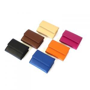 FRUH フリュー イタリアンレザー 3つ折り財布 GL032 コンパクトウォレット kenkoubijin