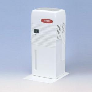 <予約:6月15日頃発送予定>電子吸湿器 QS-101 ホワイト センタック|kenkoubijin