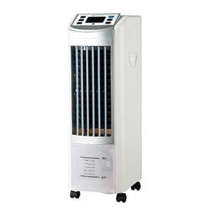 液晶マイコン冷風扇 SKJ-SY50R(W)|kenkoubijin