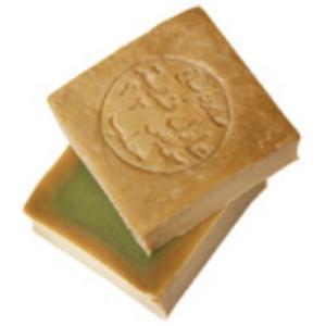アレッポの石鹸 ライト 180g 【農薬不使用オリーブオイル100%使用の石けん】【ローレルオイル配合】|kenkousupport