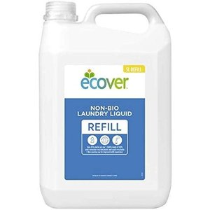 エコベール ランドリーリキッド(洗濯用液体洗剤) ホームリフィル 5L+120ml付※送料無料(一部地域を除く)(あすつく)|kenkousupport