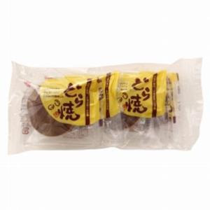 どら焼(4個)【大興食品】