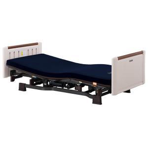 介護ベッド ミオレット2(Miolet2) プラッツ 介護用ベット 2モーター ホワイティBR 介護向け kenkul 03