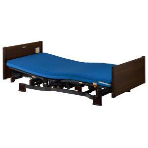 電動介護ベッド プラッツ 介護用ベット 2モーター 木製 ミオレット2(Miolet2) 介護向け|kenkul|03