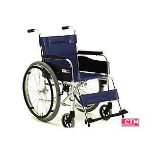 自走式車椅子(車いす) ミキ MPN-40 アルミ製車椅子 kenkul