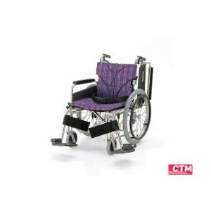 自走式車椅子(車いす) カワムラサイクル KA820-38・40・42B-LO アルミ製車椅子 kenkul