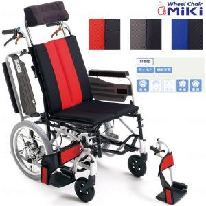 車椅子(車いす) エムピー ティルト  ミキ MP-TiF HG・UL-516235 kenkul