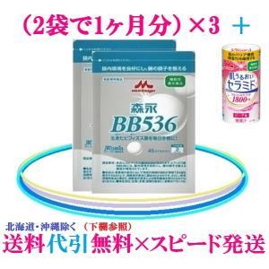 森永乳業 ビヒダスBB536