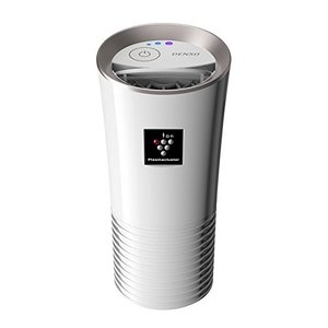 デンソー 車載用空気清浄機 プラズマクラスターイオン発生機 カップタイプ ホワイト 044780-173 PCDNT-W|kenny-itigouten