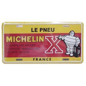 MICHELIN ミシュランCMプレート MICH21/ミシュラン・CMプレートX 寸法/:W30....