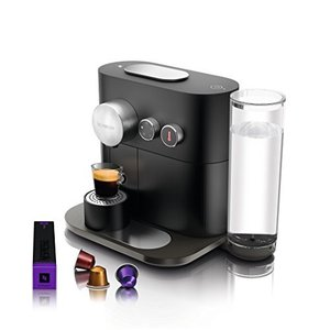 人気商品ネスプレッソ ネスプレッソコーヒーメーカー ブラックNespresso エキスパート C80...