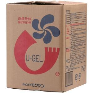 【モクケン】 工業用洗剤 ユーゲルDX [6KG]
