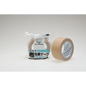 リンレイ布ガムテープNo.383(30巻入)幅50mm×25m|kensetusizai-a1pha