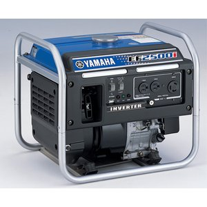代引き不可)ヤマハ発電機_EF-2500Iインバータ  「個人様名でのご注文は不可」|kensetusizai-a1pha