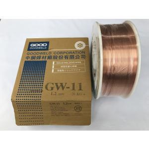 GOOD WELD ソリッド溶接ワイヤ GW-11 1.2mm 20K|kensetusizai-a1pha