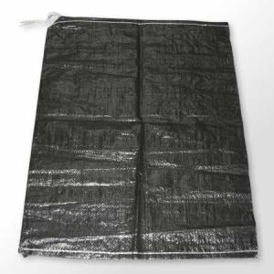 耐候型ブラック土のう袋(UV剤使用)耐候性3年 デライトPE土納袋 48×62 200枚(土嚢袋) kensetusizai-a1pha