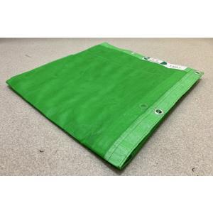 防炎メッシュシート(グリーン)緑1.8×5.1(10枚入)1ハトメピッチ425足場メッシュシート|kensetusizai-a1pha