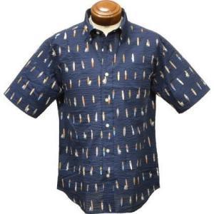 マクレガー ボタンダウン半袖シャツ メンズ 111168306 サッカー素材 L kenshima
