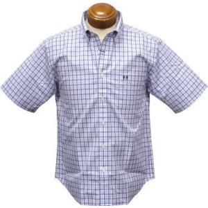 マクレガー ボタンダウン半袖シャツ メンズ 111169101 形態安定加工 L.LL kenshima