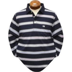 マグレガー 長袖ポロシャツ メンズ 111618104 長袖シャツ L.LL|kenshima