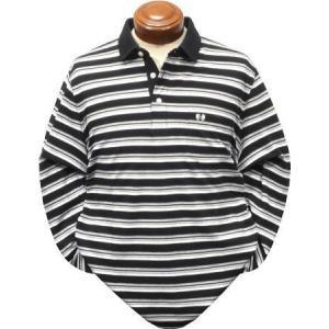 マグレガー メンズ 長袖ポロシャツ 111618603 長袖シャツ M.L.LL|kenshima